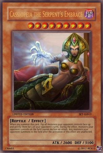 Sona (LoL): Yu-Gi-Oh! Card by PopPixieRex on DeviantArt