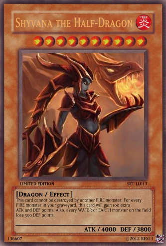 Lissandra (LoL): Ritual Yu-Gi-Oh! Card by PopPixieRex on