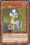 Zecora (MLP): Yu-Gi-Oh! Card