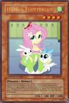 Human Fluttershy (MLP): Yu-Gi-Oh! Card