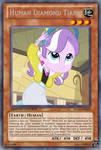 Human Diamond Tiara (MLP): Yu-Gi-Oh! Card