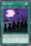 New Hope (MLP): Yu-Gi-Oh! Card