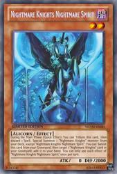 Nightmare Spirit (MLP): Yu-Gi-Oh! Card by PopPixieRex