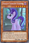 Equality Starlight Glimmer (MLP): Yu-Gi-Oh! Card by PopPixieRex