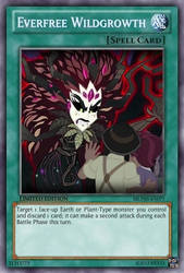 Everfree Wildgrowth (MLP): Yu-Gi-Oh! Card by PopPixieRex