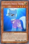 Future Trixie (MLP): Yu-Gi-Oh! Card by PopPixieRex
