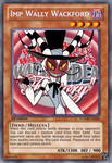 Wally Wackford (Helluva Boss): Yu-Gi-Oh! Card by PopPixieRex
