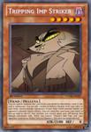 Tripping Striker (Helluva Boss): Yu-Gi-Oh! Card
