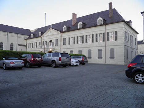 Old Ursuline Convent
