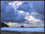 Parting Clouds by Kernow-Photography