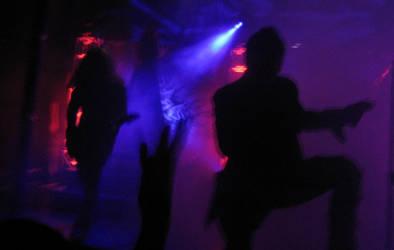 Kamelot live 07 -2- Silhouette