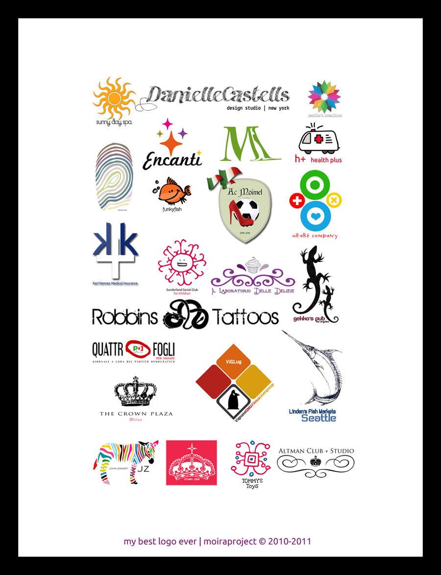 my best logo ever by moiraworx on deviantart