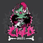 Child Punk Zombie