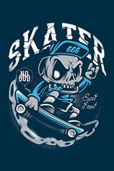 Skull Skater#2