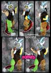 Discord Fursuit