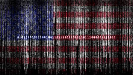 American Flag Matrix