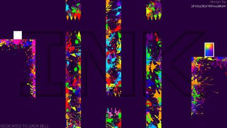 'INK' Indie Game | Inspiration (Color Splatter)