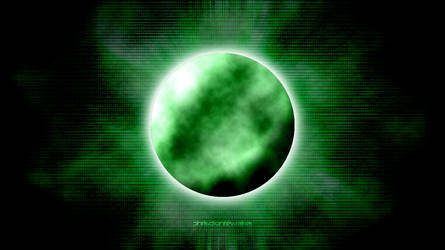 The Green Moon