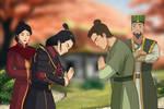 Rangi's Oath - The Rise of Kyoshi