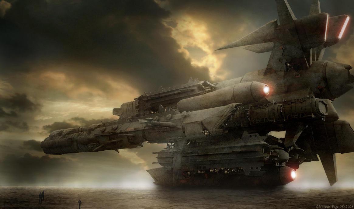 Forced Landing by MarkusVogt