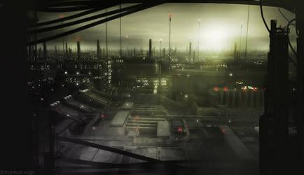 Unknown Civilization by MarkusVogt
