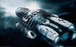 BSG - The Sleipnir Mission by MarkusVogt