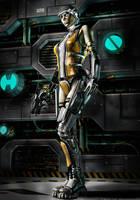Retro City - ArtemisX by MarkusVogt