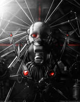 Cyber Lab - Drone26 by MarkusVogt