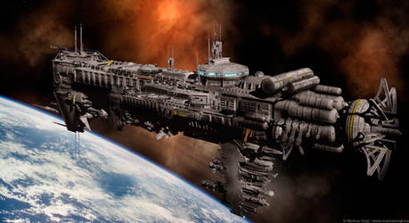 D.S.E. - Earth Observer by MarkusVogt