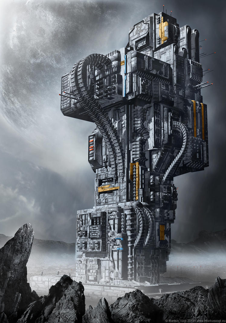 Skytowers - The 4th Unit by MarkusVogt