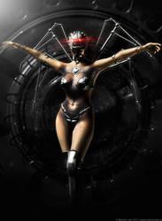 A.l.i.e.n.z. - She Robot by MarkusVogt