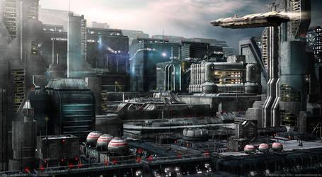 Delta Complex ITN-8 | Final Daylight by MarkusVogt