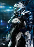 Neon City | The Future Cop 3