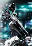 Neon City | The Future Cop 4