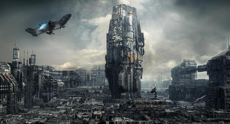 Vista | Neo Tokyo VII by MarkusVogt