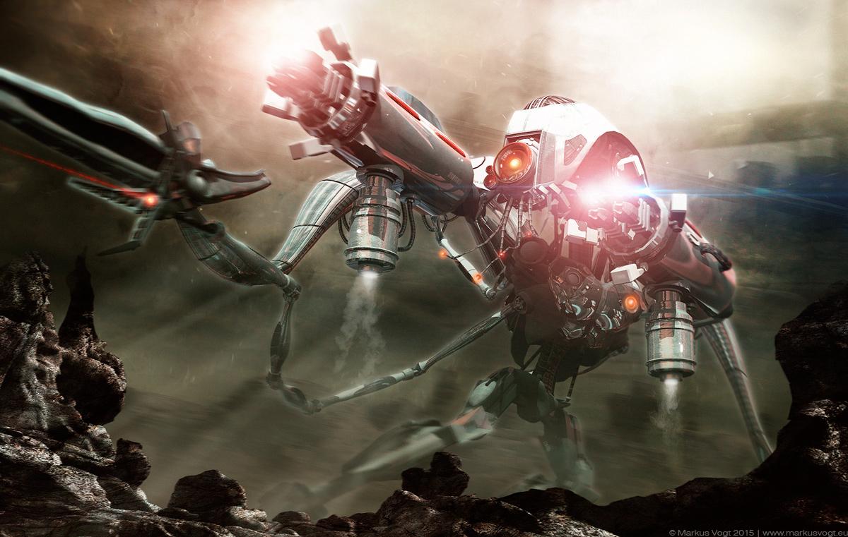 D.R.O.N.E.S.|Attack by MarkusVogt