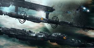 D.S.E.   Nuklear Space