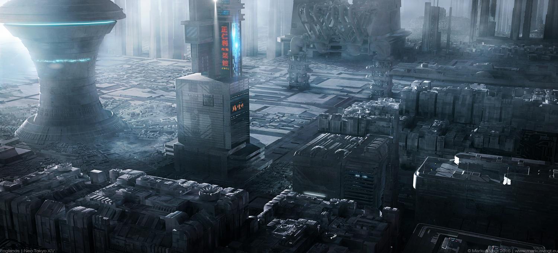 Foglands | Neo Tokyo XIV by MarkusVogt