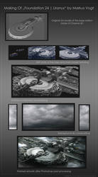 Making Of - Foundation 24 | Uranus by MarkusVogt