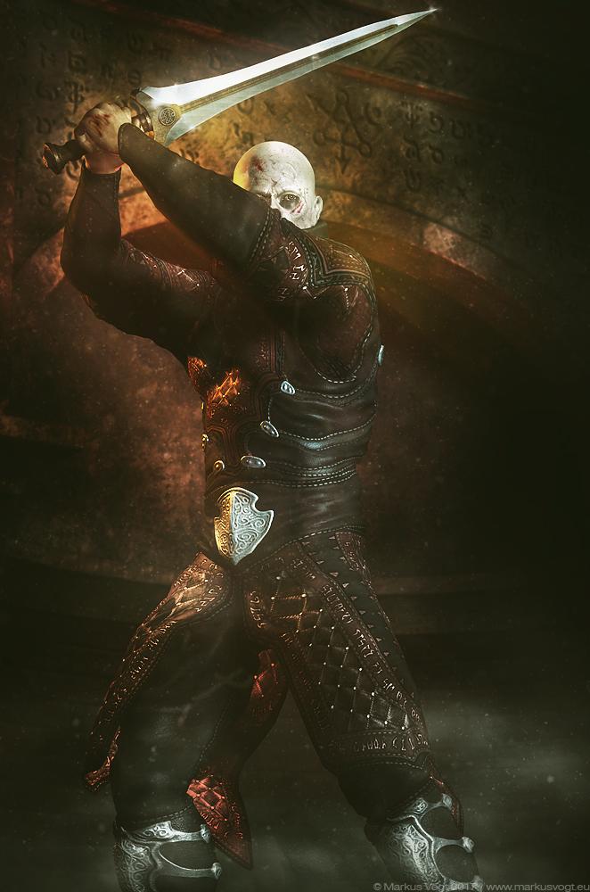 Necromancer by MarkusVogt