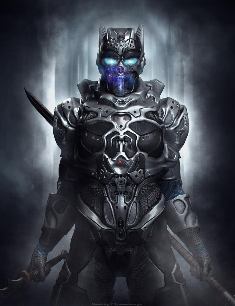 E.X.O. Commander by MarkusVogt