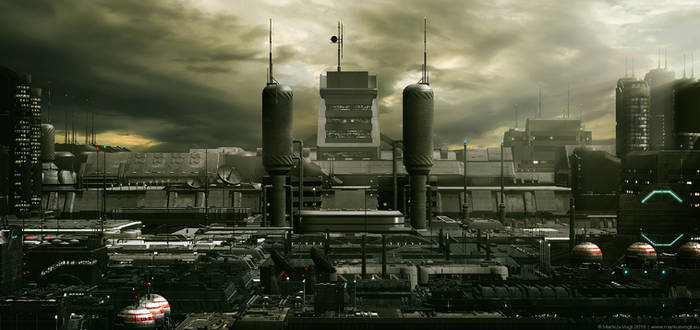 Industrial Fields 2 (The Colony)