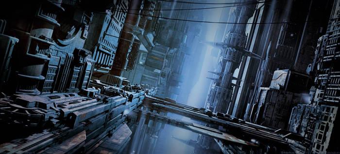 Anonymity | Neo Tokyo X (Edit 2018) by MarkusVogt