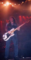 Iron Maiden - Steve Harris by mnthomas