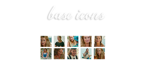 BASE ICONS: LILY JAMES IN MAMMA MIA TWO