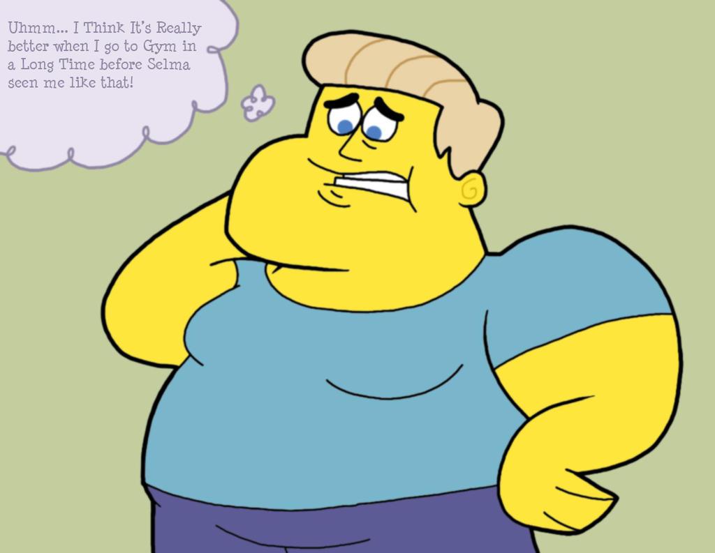 Fat Rainier by Cookie-Lovey