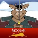 Classic Disney Parody: Moolan