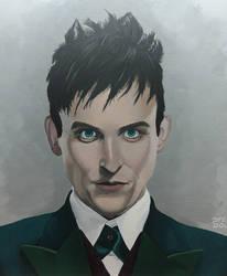 Robin Taylor alias Oswald cobblepot