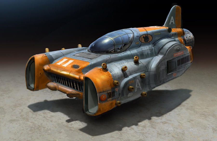Markov Racer by BenMauro