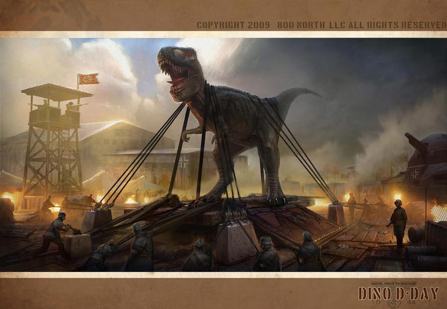 T-Rex Harness by BenMauro